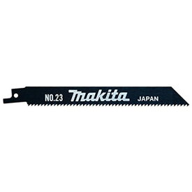 ☆マキタ A-20725 レシプロソーブレード 木材・新建材用 No.23 全長165mm (5枚入)