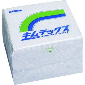 【代引き不可】☆クレシア 60712 大箱 キムテックス タオルタイプ ホワイト 50枚×12束  コード(1373669)