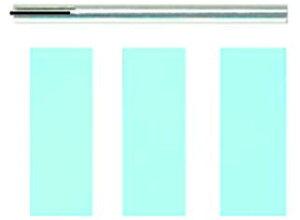 【代引き不可】☆本多電子 USW-334/USW-334ek用 超音波カッター/超音波彫刻刀 オプションパーツ メンテナンスセット SB01 (メンテナンス棒:1本 やすり:3枚)