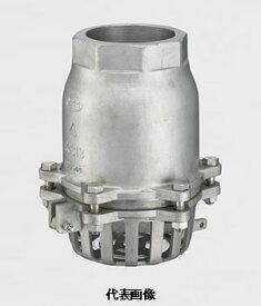 ☆スリーエム工業 捻じ込み式フートバルブレバー付 型式:SF-13 100A (4) SCS13 標準品 【RCP】