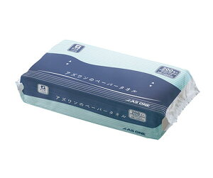 ☆ASONE/アズワン (7-6200-01) ペーパータオル 1袋(200枚入)  ヘルパー・介護・看護・医療用