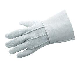 ☆ASONE/アズワン AT-WLG04 アズツール溶接用牛床革手袋 (背縫い) 280mm 1双入  (3-8166-01) 【RCP】