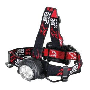 ☆MARVEL/マーベル JHD-450 ジョブマスター LEDヘッドライト 明るさ450ルーメン  コード(1153482) 【RCP】