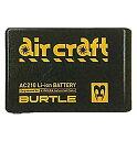 ☆BURTLE/バートル AC210 AIR CRAFT リチウムイオンバッテリー 大容量タイプ 充電器付き 2019年モデル 空調服用…