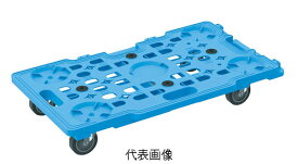 【代引き不可】☆サカエ SCR-M700EQB サカエメッシュキャリー(五輪車仕様) 組立式 平台車 運搬機器