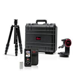 ☆ライカ/Leica DISTO-X4SET レーザー距離計ライカディストX4キット (X4・アダプター・三脚セット) タジマ 【RCP】