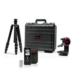 ☆ライカ/Leica DISTO-X4SET レーザー距離計ライカディストX4キット (X4・アダプター・三脚セット) タジマ