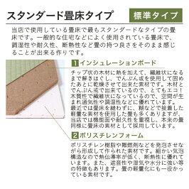 畳ベッドセミダブルたたみベッド畳収納付きベッドヘッドレスベッド畳ベット小上がりベッドフレーム木製ベッドおすすめスパシオセミダブルサイズ【和紙畳】1年間保証日本製送料無料