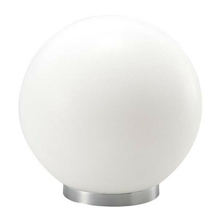 スタンドライト LED led 卓上ライト 調光式/ボール型/昼白色/電球色/タッチ式 デスクスタンド おしゃれ デスク テーブルライト 安心安全 デスクライト デスクスタンド LEDライト 電気スタンド 照明 ライト 寝室 照明器具 OHM オーム電機 [あす楽]