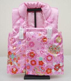被布着 ピンク友禅風 雛人形(ひな人形)お雛様 SO-119