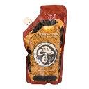 北海道きのこ王国 昆布なめ茸スタンドパック パウチ (400g)惣菜 なめたけ ナメタケ おかず ご飯のお供 キノ…