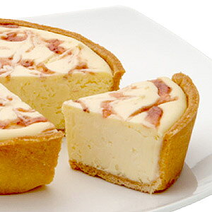 North Farm Stock ベイクドレアチーズケーキ ストロベリー 4号(直径12cm)ノースファームストック ★冷凍便限定★
