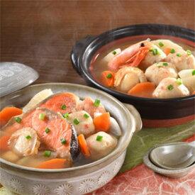 北海道小樽から直送 小樽海洋水産 小樽の小鍋 4個入レンジでお手軽鍋 一人鍋