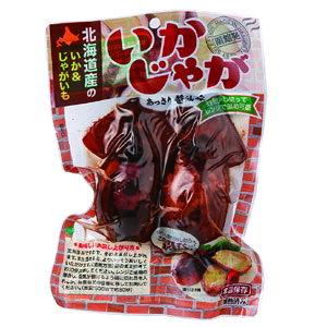 不二屋本店 北海道函館 いかじゃが あっさり醤油味 2尾北海道産 イカ じゃがいも 芋 ジャガイモ お惣菜 オカズ 海産物
