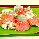 小樽かね丁鍛治 北海道 紅鮭飯寿司(2kg)いずし べにさけ 紅じゃけ 伝統の味