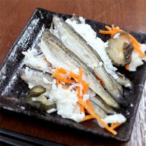 小樽かね丁鍛治 北海道 ハタハタ飯寿司(400g)いずし はたはた 鰰 伝統の味