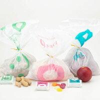 エコ素材で出来ているポケットビニール袋幼稚園・遠足・ペットのお散歩にゴミ袋・エチケット袋として。使い方は様々なカワイイ【Qpack・キューパック】※10パッケージ