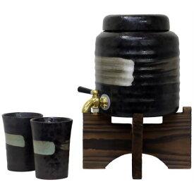 焼酎サーバー 2000ml セット 敬老の日 父の日 ギフト 【送料無料(北海道、沖縄、離島は適用外)】