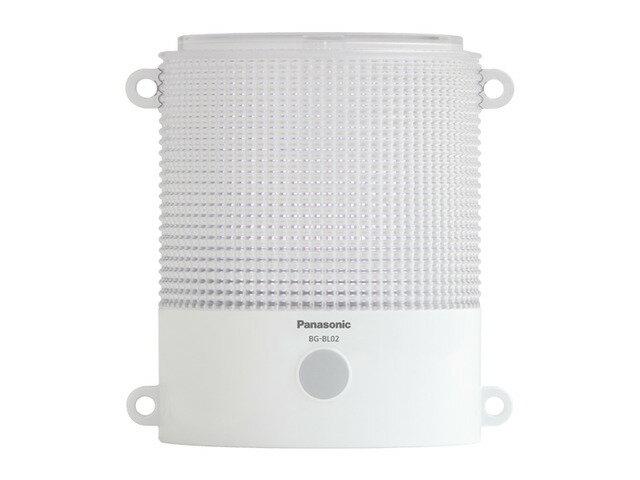 パナソニック 充電式LEDランタン Panasonic BG-BL02H-W LEDランタン 【送料無料(北海道、沖縄、離島は適用外)】