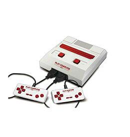 プレイコンピューター ミニ 本体 互換機 FC互換 ゲーム機 30種ゲーム内蔵されゲームソフトがなくてもすぐ遊べる ファミコン用ゲームカセットが遊べる KK-00563