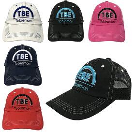 キャップ メンズ レディース 帽子 ゴルフ ワークキャップ TOBIEMON 飛衛門 とびえもん ゴルフメッシュキャップ 5色からご選択(ブラック・ホワイト・レッド・ネイビー・ピンク)