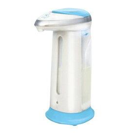 自動 ディスペンサー ハンドソープ ソープディスペンサー オート ソープボトル Smart-style ノータッチ センサー式 液体石鹸 KK-00473