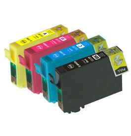 エプソン インク インクカートリッジ 互換インク プリンターインク IC4CL69 4色 【メール便送料無料】