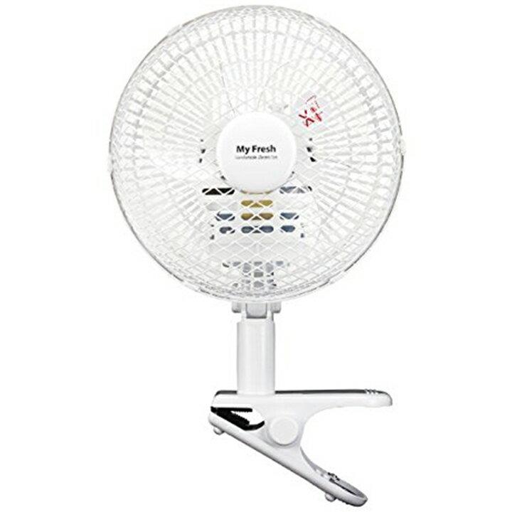 クリップ 扇風機 東芝 TLF-18CL21(W) ホワイト 18cm クリップ型扇風機 ミニ 扇風機 クリップだから、風が欲しい場所に簡単設置【送料無料(北海道、沖縄、離島は適用外)】