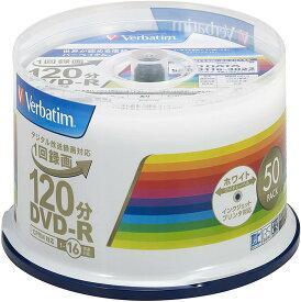 [マラソン全品2倍]DVD-R CPRM 録画用 100枚=50枚X2 VHR12JP50V4 【送料無料】