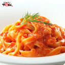 Oliveto生パスタ 蟹のトマトクリーム260g【YSF】