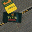 ヴィンテージ/Dormeuil/ドーメル/Tonik/トニック/スーツ用生地/ブラウン系/2.8m/NO.71
