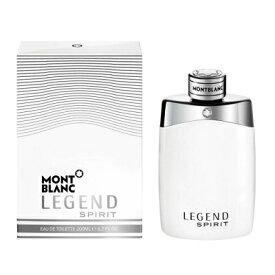 モンブラン MONT BLANC レジェンド スピリット オードトワレ EDT SP 200ml 【香水】【あす楽】【送料無料】【割引クーポンあり】