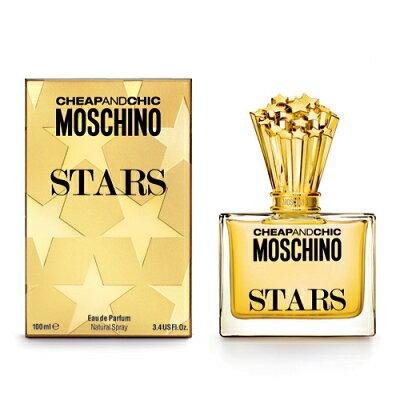 モスキーノ MOSCHINO チープ アンド シック スターズ EDP SP 100ml 【香水】【あす楽】【割引クーポンあり】