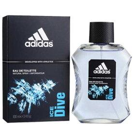 アディダス adidas アイスダイブ EDT SP 100ml 【香水】【あす楽】【在庫処分】【割引クーポンあり】