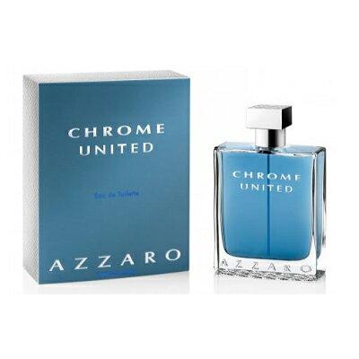 アザロ AZZARO クローム ユナイテッド EDT SP 200ml 【香水】【あす楽】