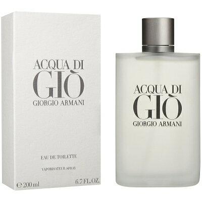 ジョルジオ アルマーニ GIORGIO ARMANI アクア ディ ジオ プールオム EDT SP 200ml 【香水】【あす楽】【送料無料】