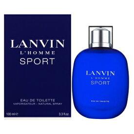 ランバン LANVIN ランバン オム スポーツ EDT SP 100ml 【香水】【あす楽】【送料無料】【割引クーポンあり】