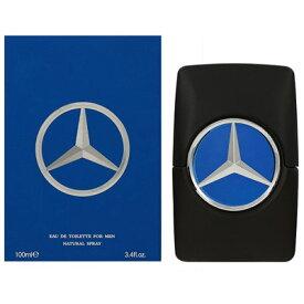 【最大500円OFFクーポン】メルセデスベンツ Mercedes Benz マン EDT SP 100ml 【香水】【あす楽休止中】【送料無料】
