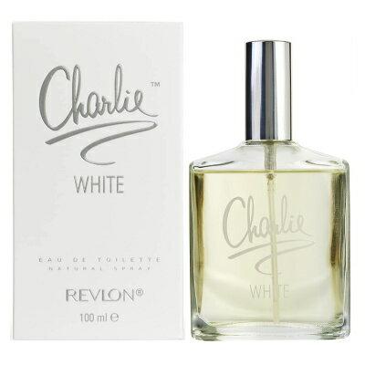 レブロン REVLON チャーリー ホワイト EDT SP 100ml 【香水】【あす楽】【在庫処分】【最大1000円OFFクーポン】
