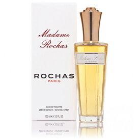 ロシャス ROCHAS マダム ロシャス オードトワレ EDT SP 100ml 【香水】【あす楽】【送料無料】【割引クーポンあり】
