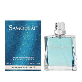 サムライ SAMOURAI サムライ EDT SP 100ml 【香水】【送料無料】【あす楽】【割引クーポンあり】