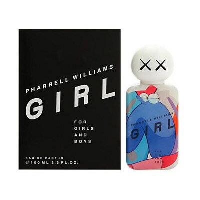 コム デ ギャルソン PHARRELL WILLIAMS ファレル ウィリアムス ガール EDP SP 100ml 【香水】【odr】【送料無料】【最大400円OFFクーポン】