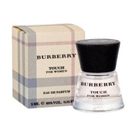 バーバリー BURBERRY タッチ フォーウーマン EDP 5ml ミニチュア 【ミニ香水】【あす楽】【割引クーポンあり】