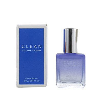 クリーン CLEAN コットンTシャツ EDP 6ml ミニチュア 【ミニ香水】【odr】