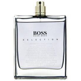 ヒューゴ ボス HUGO BOSS ボス セレクション テスター EDT SP 90ml 【訳あり香水】【あす楽】【送料無料】【割引クーポンあり】