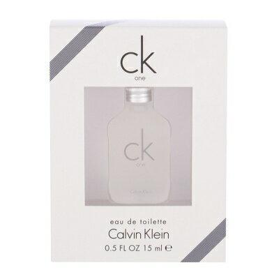 カルバン クライン CALVIN KLEIN シーケーワン EDT 15ml ミニチュア 【ミニ香水】【あす楽】【割引クーポンあり】