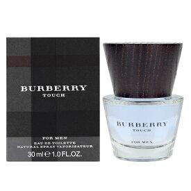 ★バーバリー BURBERRY タッチ フォーメン EDT SP 30ml 【香水】【あす楽】【割引クーポンあり】