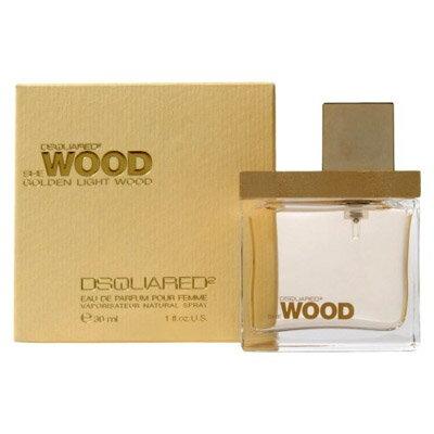 ディースクエアード DSQUUARED シーウッド ゴールデン ライト ウッド EDP SP 30ml 【香水】【あす楽】【割引クーポンあり】