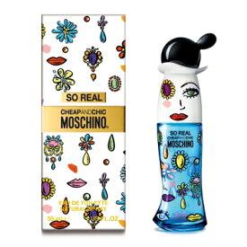 モスキーノ MOSCHINO ソーリアル オーデトワレ EDT SP 30ml 【香水】【あす楽】【割引クーポンあり】