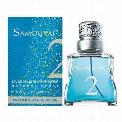 サムライ SAMOURAI サムライ 2 EDT SP 30ml 【香水】【在庫処分】【あす楽】【最大500円OFFクーポン】